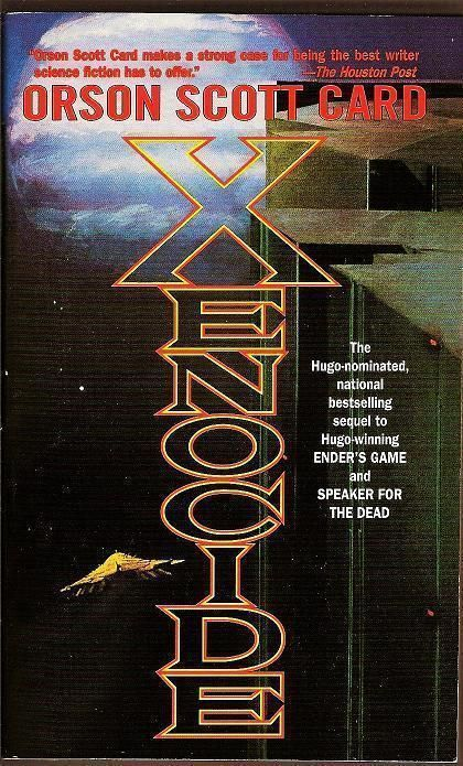 Xenocide Enders Game Series Book 3 By Orson Scott Card 1991