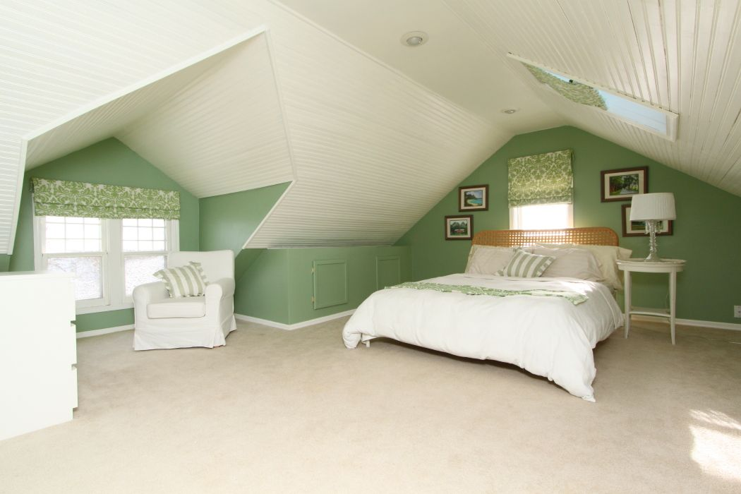Attic Bedroom Paint Ideas – Attic Bedrooms Ideas