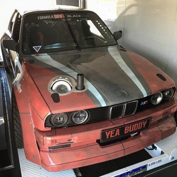 Motorcycle Turbo Modified: #BMW #E30 #Modified #Custom #Turbo
