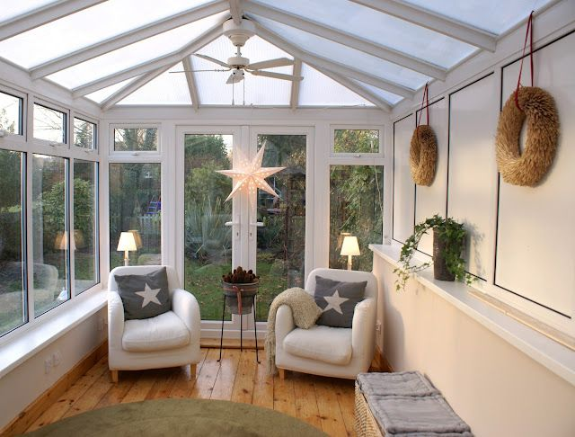 sun room  i want this room