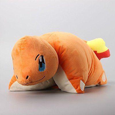 Pokemon Charmander Transforming Pillow pet Cushion Pillow Plush 17\