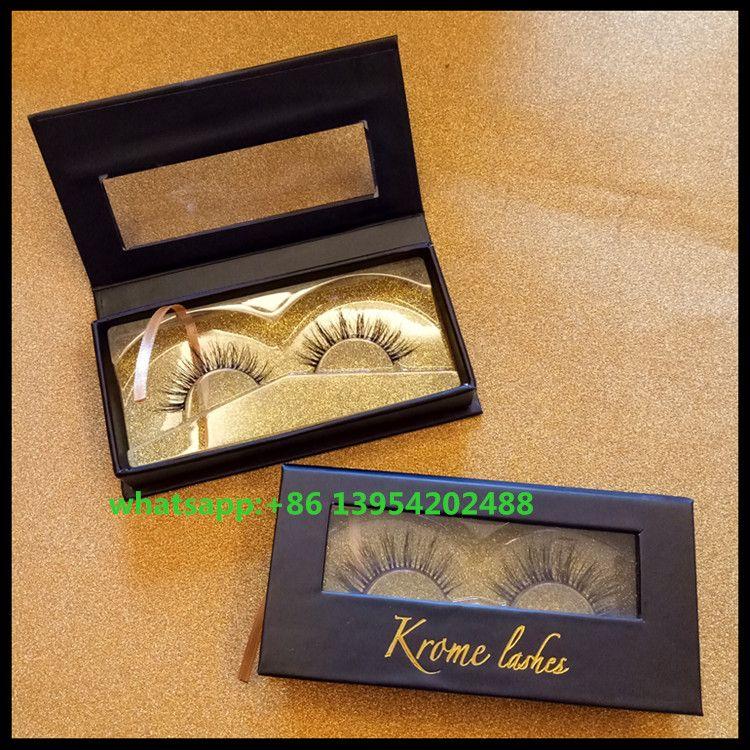 eyelash packaging box, private label false eyelash box