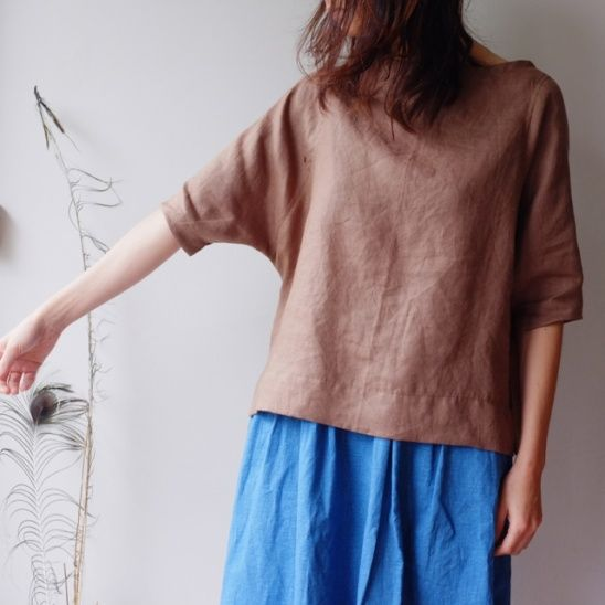 sonia top by orlane | User Projects <3 Sewing | Pinterest | Linens ...