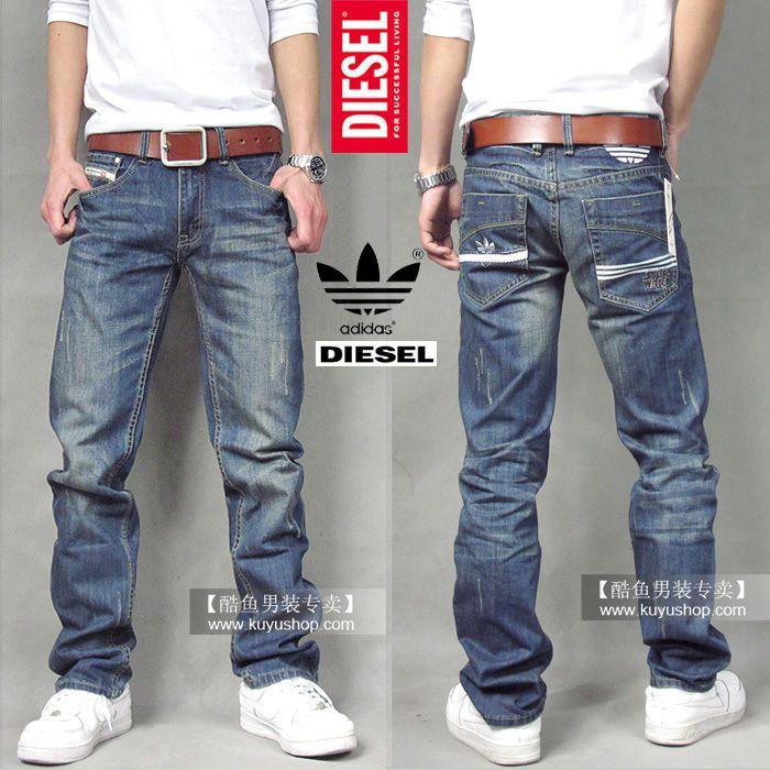 Adidas Originals x Diesel Jeans STAR WARS  8a792da62c