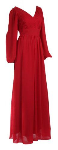 d s red maxi dress amazon