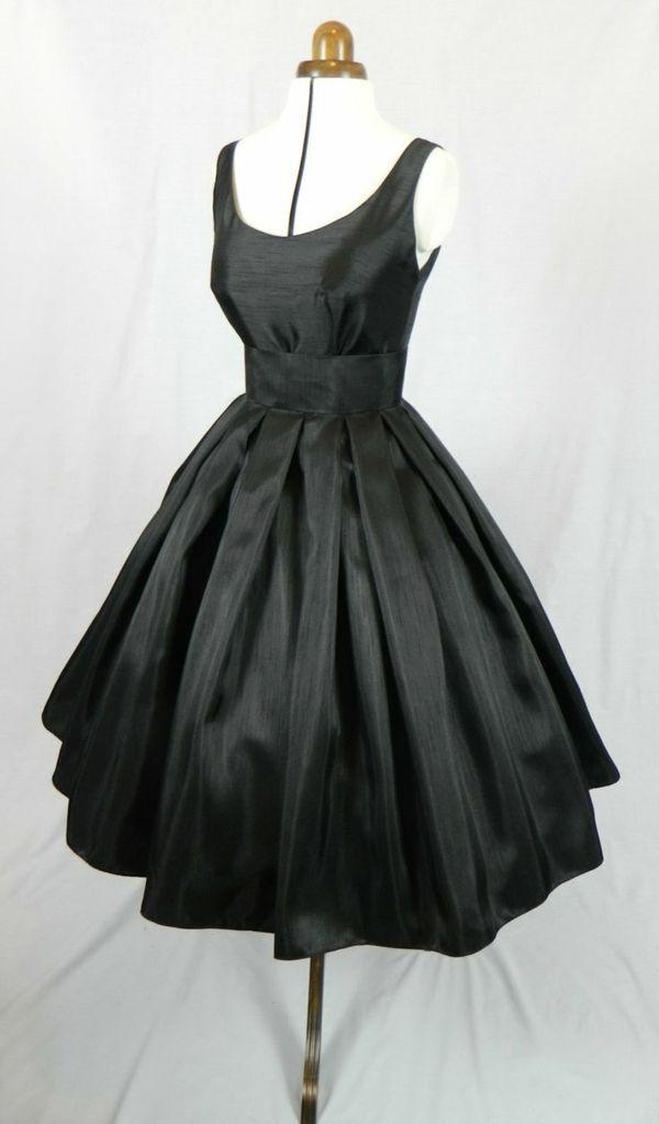 Cocktail Kleider schwarz weiß dresscode   pdress   Pinterest ...