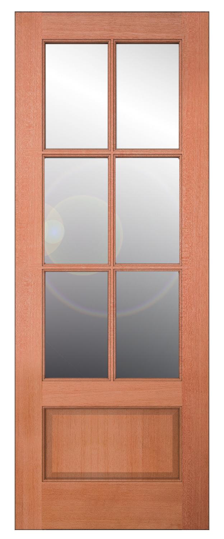 Authentic Wood Gl Panel Exterior Door Jeld Wen Windows Doors