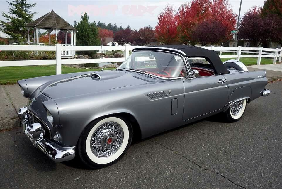 Pin By Edward Skeen On Classic Cars Ford Thunderbird Ford Thunderbird