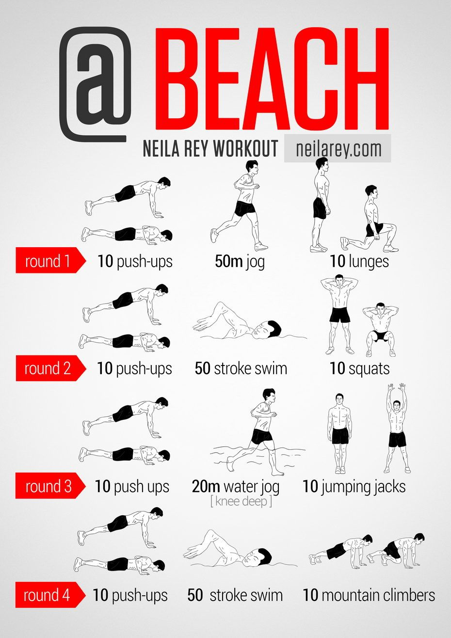 Leg Workouts: Home Leg Workouts No Weights