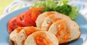Resep Membuat Masakan Galantine Ayam Resep Resep Ayam Resep Makanan