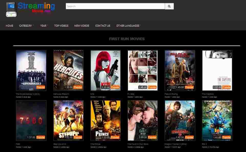 Top Best Free Movie Streaming Sites 2020 To Watch Movies Online Free Streaming Movies Streaming Movies Free Movies To Watch