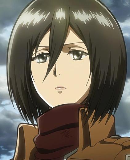 Mikasa Ackerman Mikasa anime, Attack on titan, Mikasa