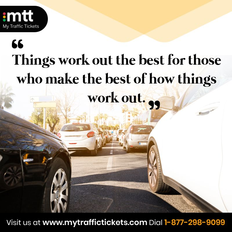 Quote Of The Day Traffic Ticket Traffic Traffic Ticket Lawyer
