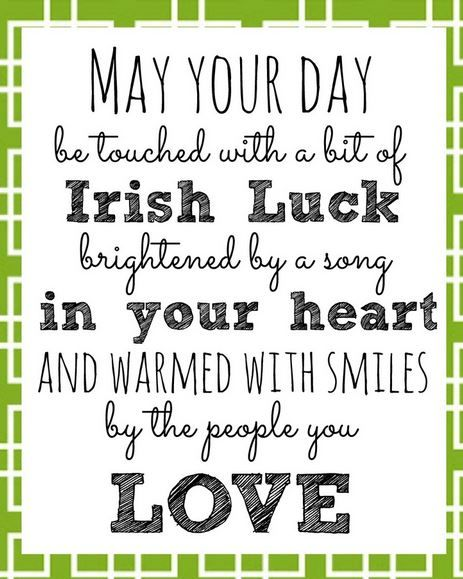 Pin On St Patrick S Day Quotes