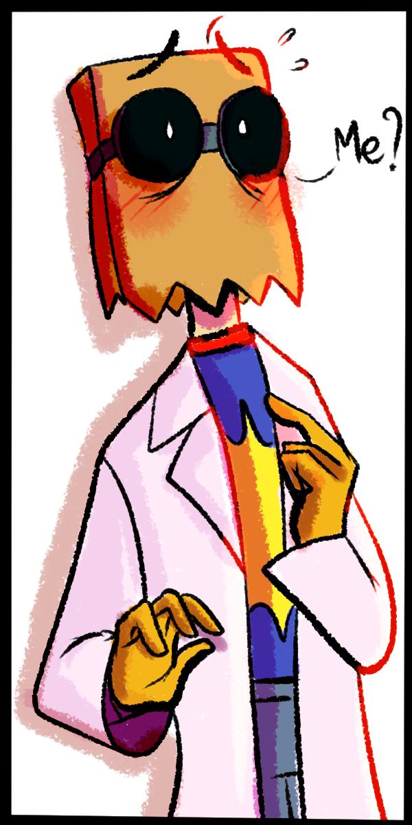 Dr.Flug Slys by LollyPopGoth