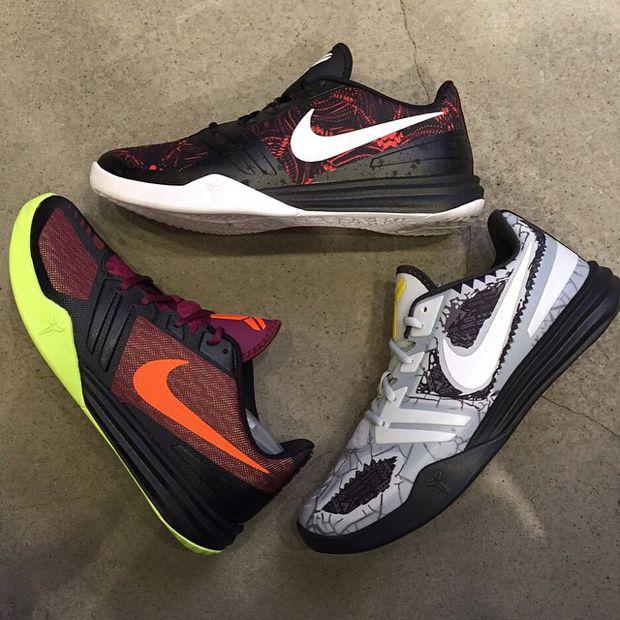 hot sale online 0e06f b1c40 Nike Zoom Kobe Mentality