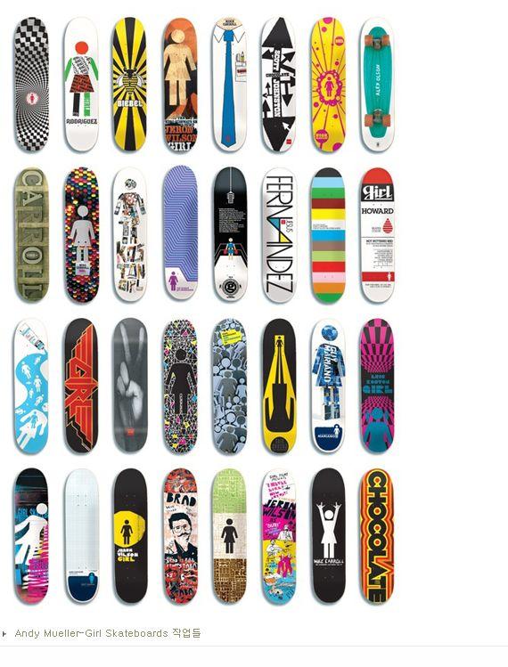 Andy Mueller - Girl Skateboards sell! ! Ha just kidding of course i will e478e774001