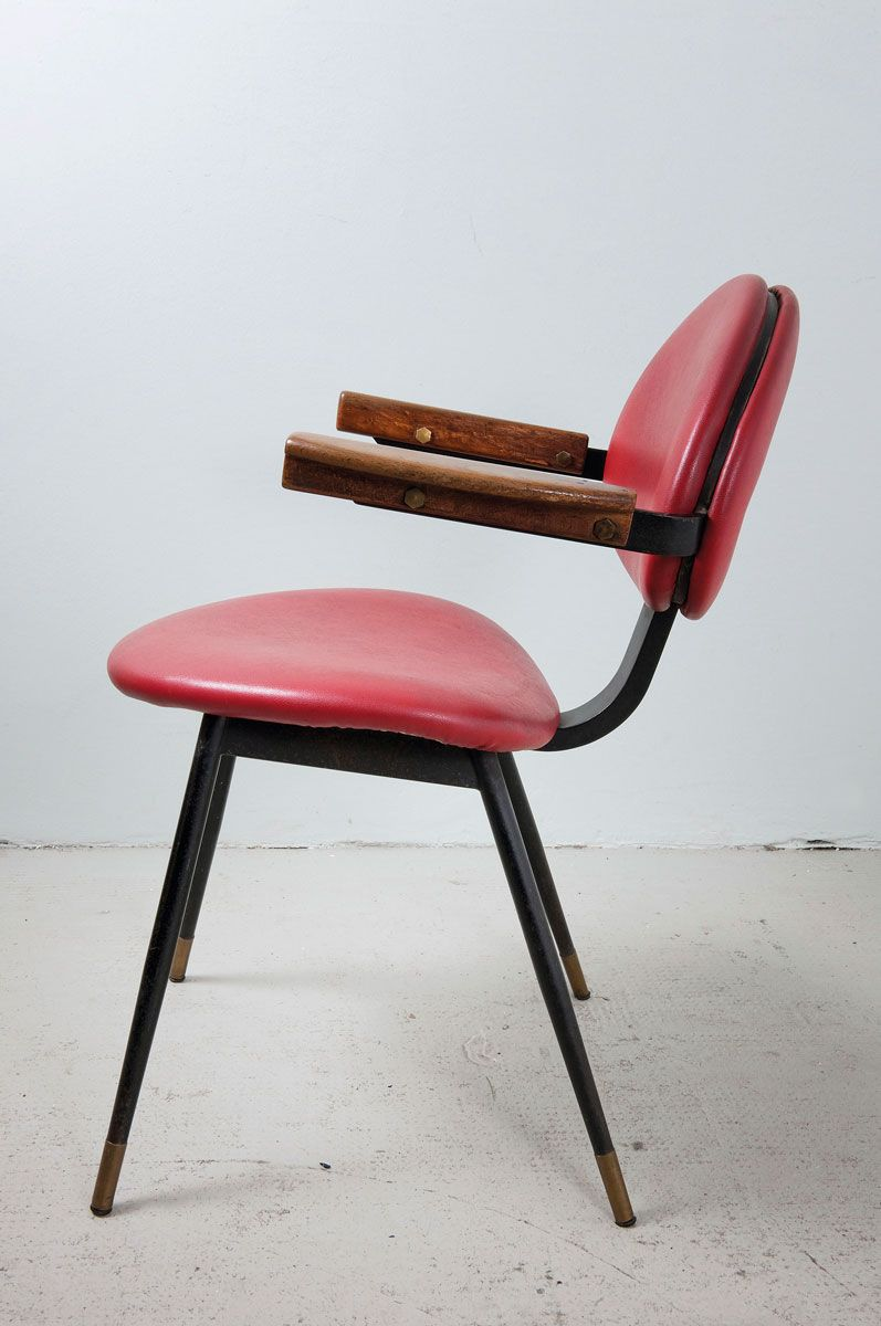 Carlo Mollino, \'Elbow Chair\' for thr Lutrario Dance Hall by SC ...