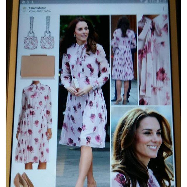WORLD FAMOUS PEOPLE...ENGLAND Royal Family Fashion Style....News&Trends...Soo lovely, I Like&Follow Kates Style, Details Pretty too. You? @katemidleton  @voguemagazine #royalty #family #vogue #fashion #news #trends ☺