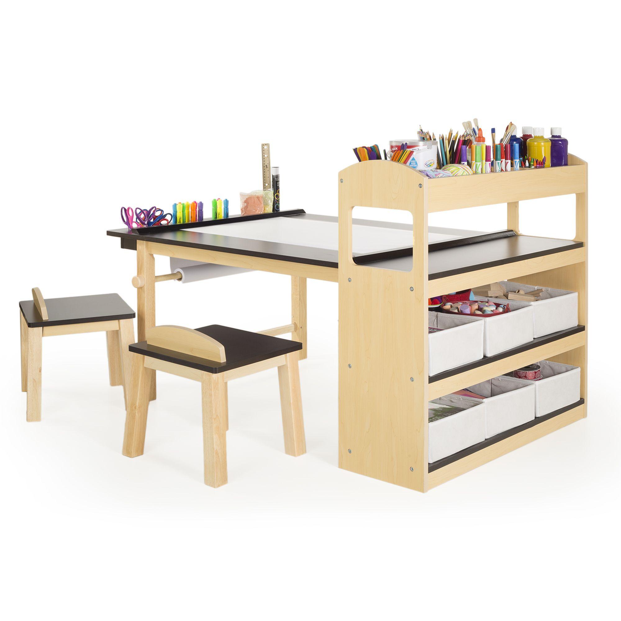 Deluxe art center furniture home guidecraft