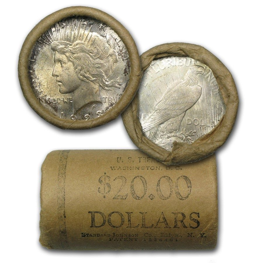 How Many Coins In A Roll Coin Roll Melt Value Coins Silver Coins