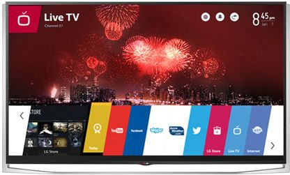 Smart as the smartphone : Sony Bravia 55X9000B and LG