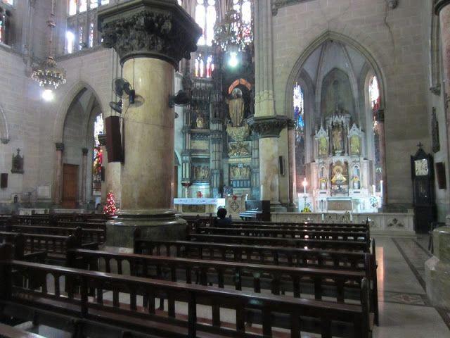 Iglesia del Sagrado Corazon de Jesus, Habana