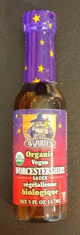 Wizard S Vegan Worcestershire Vegetarian Vegan Worcestershire Sauce Vegan Foods