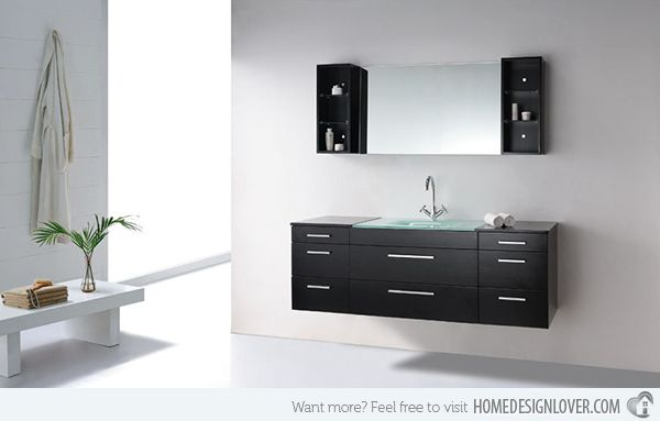 Black Bathroom Vanity Sets Black Bathroom Vanities Bathroom - 24 inch bathroom vanity sets for bathroom decor ideas