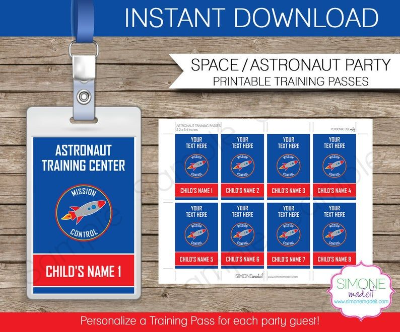 Space Birthday Party Invitation Decorations Printable Etsy In 2021 Space Birthday Party Space Party Space Birthday