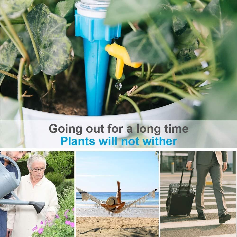 Diy Automatic Watering Spikes Device With Images Water 400 x 300