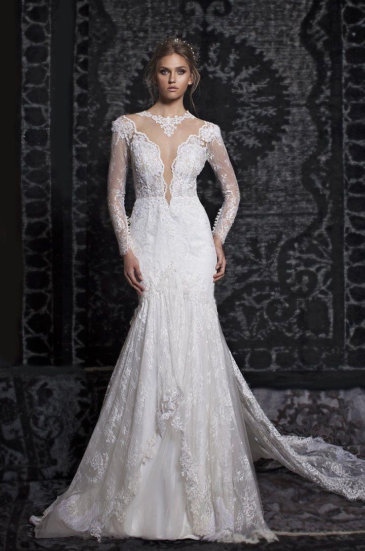 Bohemian Gypsy Wedding Dresses by Persy | Gipsy wedding, Wedding ...