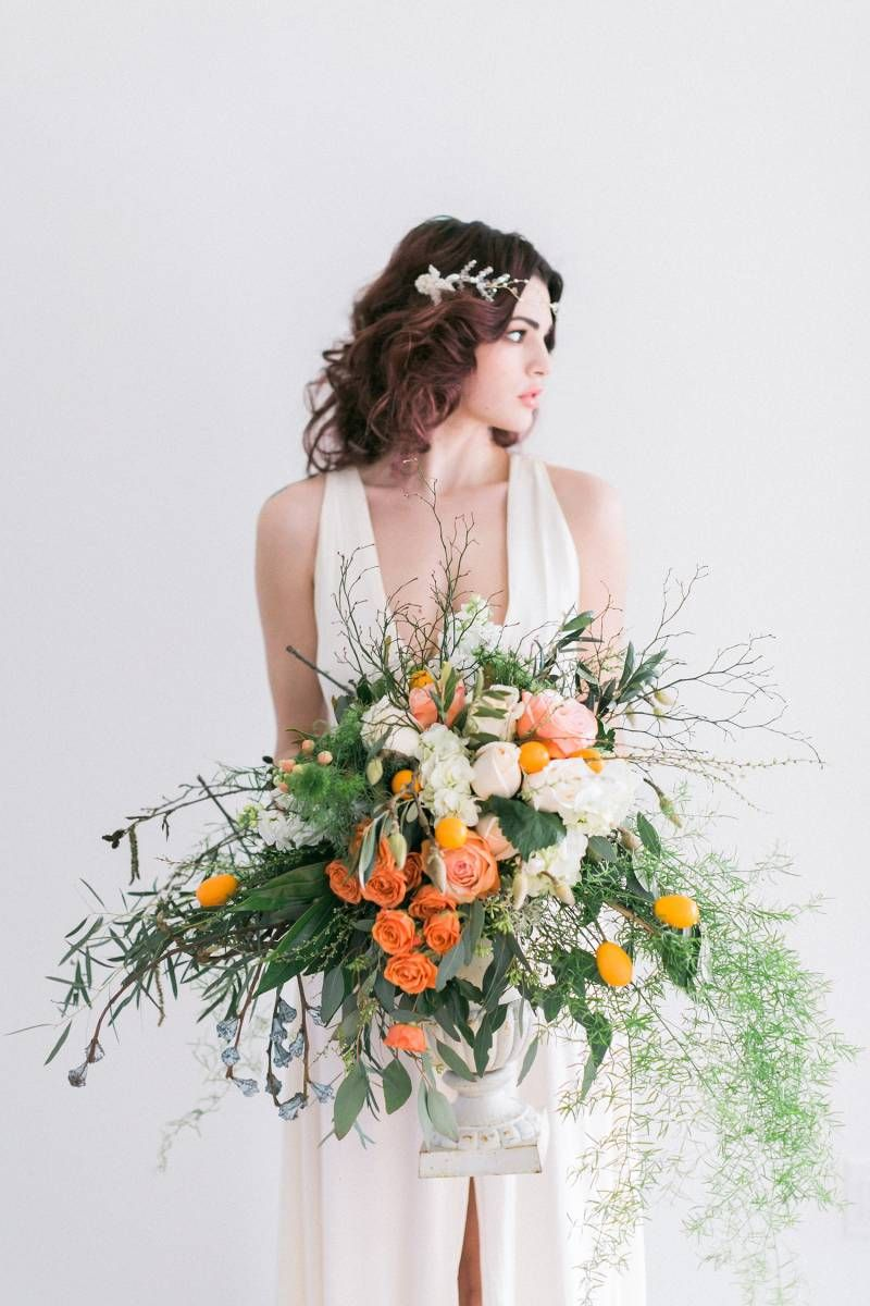 Apricot Sage Green Bridal Inspiration Via Magnolia Rouge Olivia