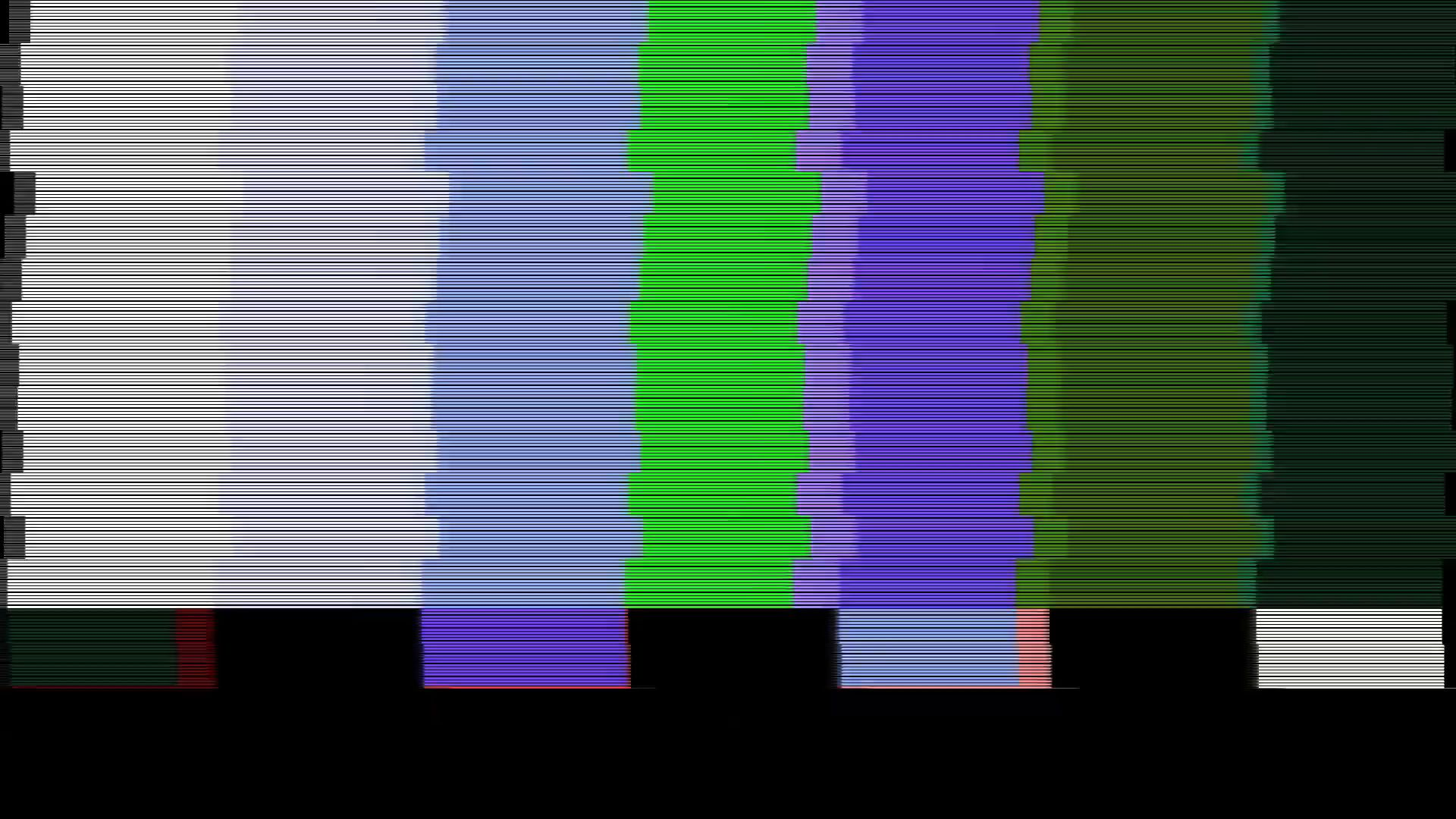 Line Art In After Effects : Fake digital glitch effect created with u ccreation effects
