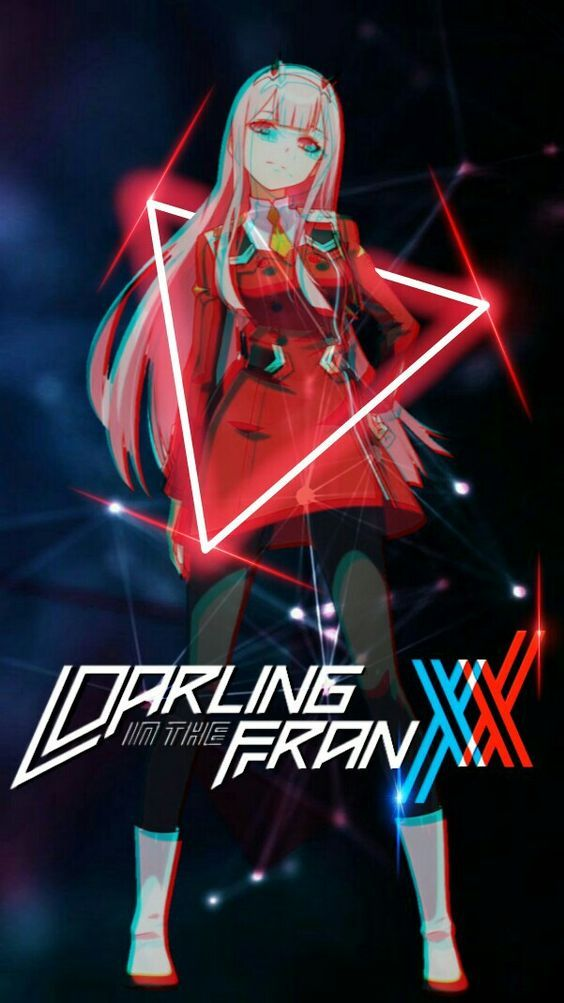 So pretty zero two wallpaper Zerotwo darlinginthefranxx