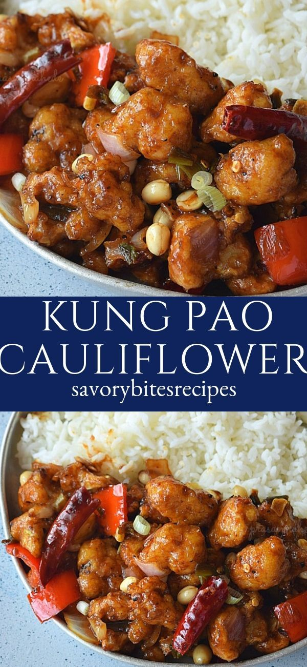Kung Pao Cauliflower images