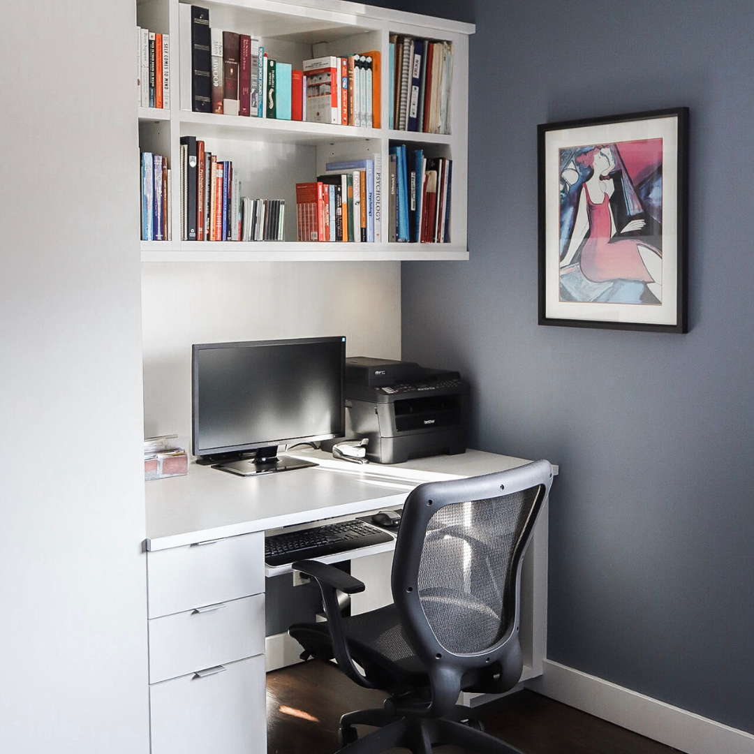 Custom Home Office Built Ins Cabinet Storage California Closets In 2020 Home Office Cabinets Office Storage Furniture Home Office Storage