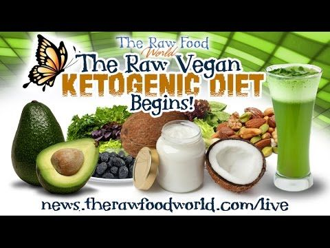 can you do keto raw food diet