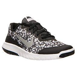 separation shoes 376f3 6a8b1 Girls  Grade School Nike Flex Experience 4 Print Running Shoes   Finish Line