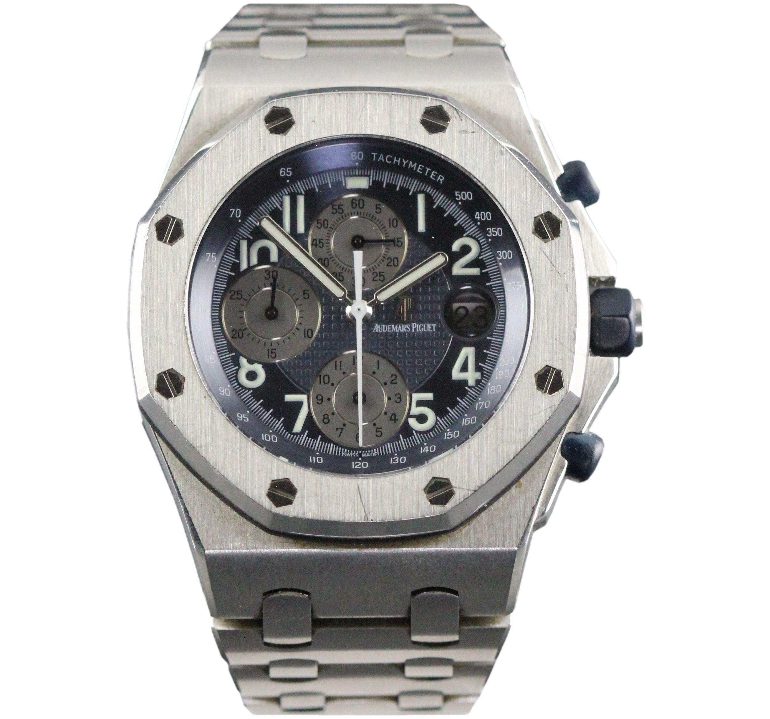 Audemars Piguet Royal Oak Offshore Watch | Dream watch ...