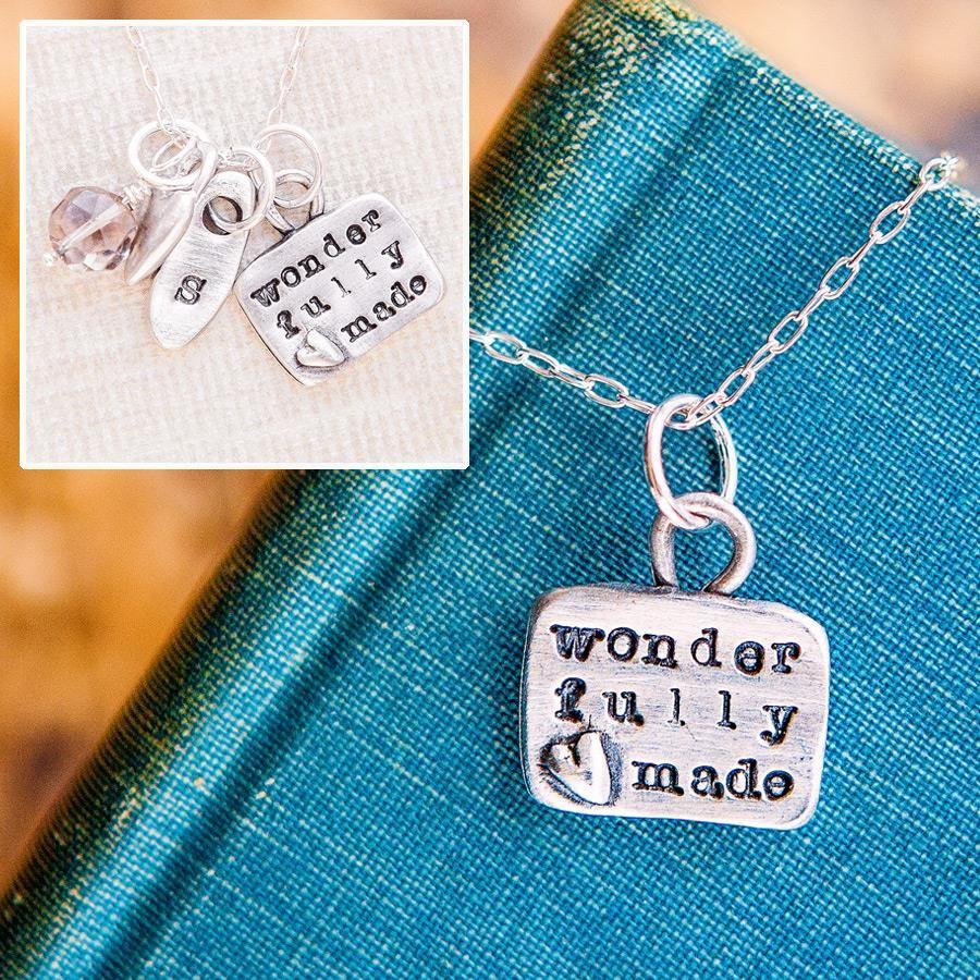 Lisa Leonard - Wonderfully Made Necklace