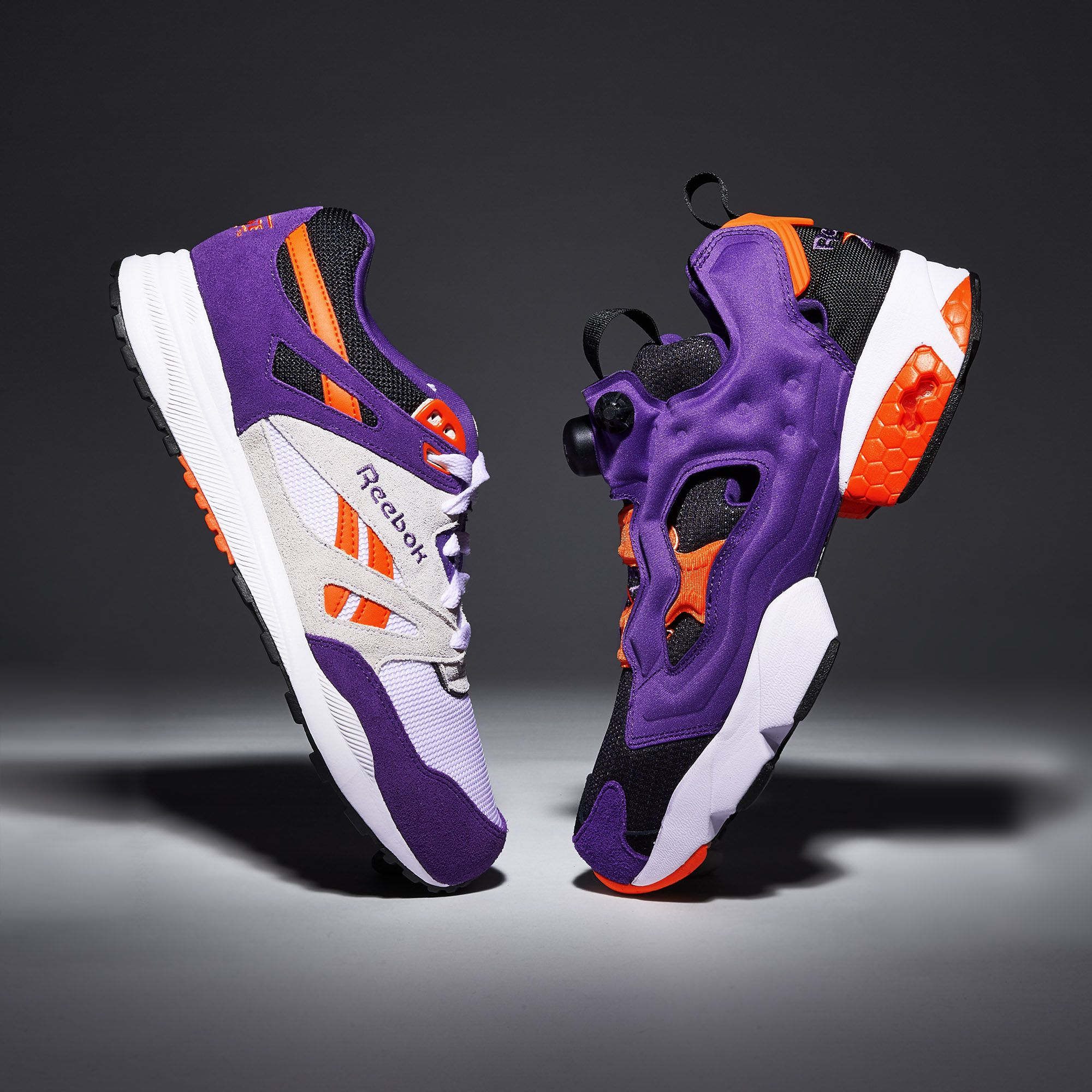 a1eb281a878be Reebok Ventilator vs. Reebok Instapump Fury | Sneaker Love ...