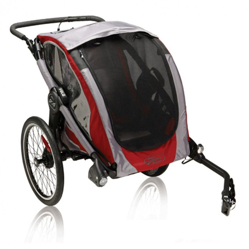 Baby Jogger Pod Trailer Kit Stroller Accessory Nice