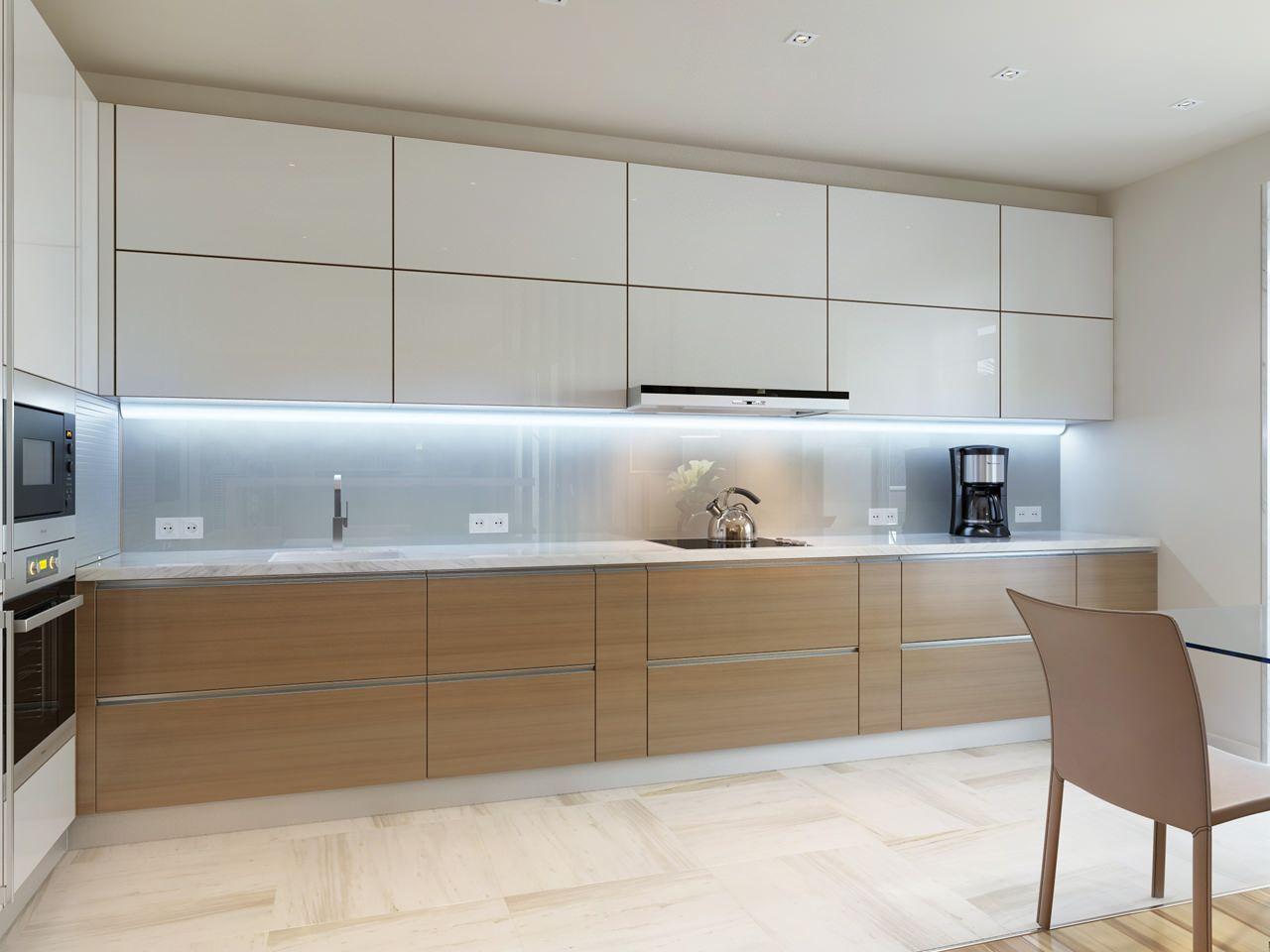 Dise o de muebles de cocina modernos cocina preciosa for Cocinas pequenas disenos modernos