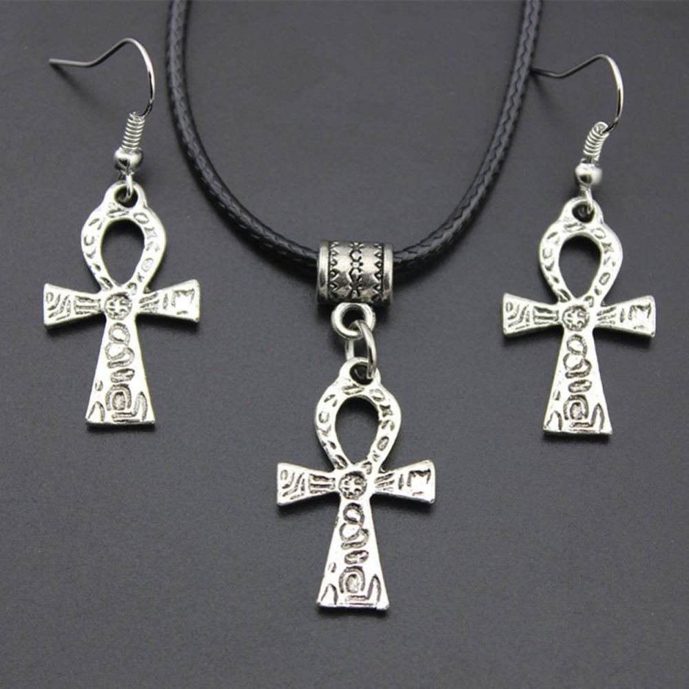Lightweight ankh amulet set queens collection pinterest collection