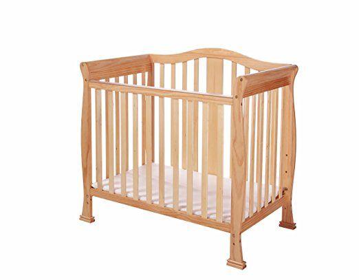 Amazon Com Dream On Me Addison 4 In 1 Convertible Mini Crib Espresso Baby Mini Crib Cribs Dream On Me