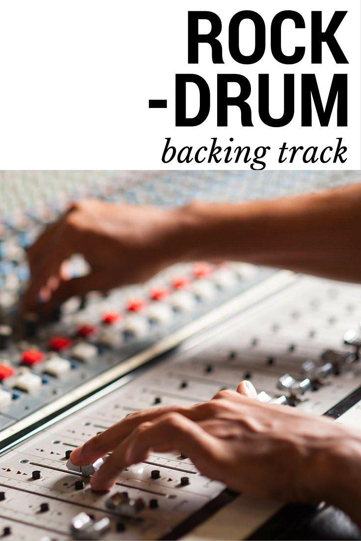 Rock Drum Track Full Song Backing Track 5 | Backing Tracks