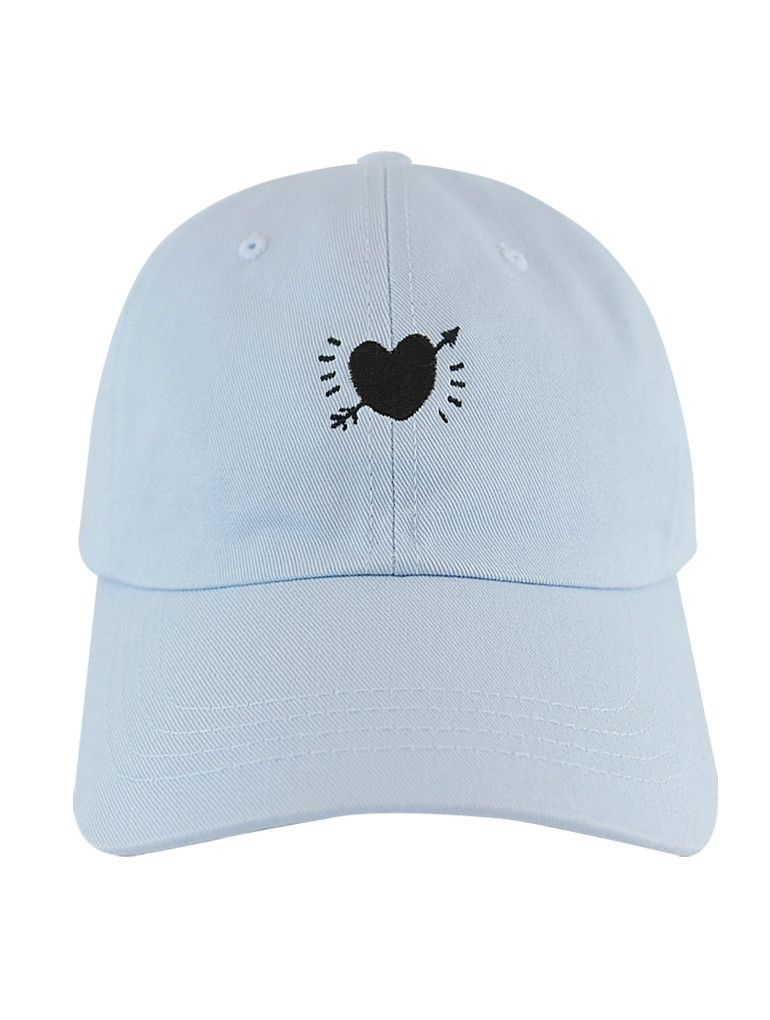 f6aa296997a Crooked Heart Dad Hat