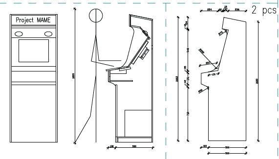 Diy Bartop Arcade Cabinet Plans Arcade Cabinet Plans Tankstick Diy Arcade Cocktail Cabinet Plans Diy Arcade  sc 1 st  Pinterest & Diy Bartop Arcade Cabinet Plans Arcade Cabinet Plans Tankstick Diy ...