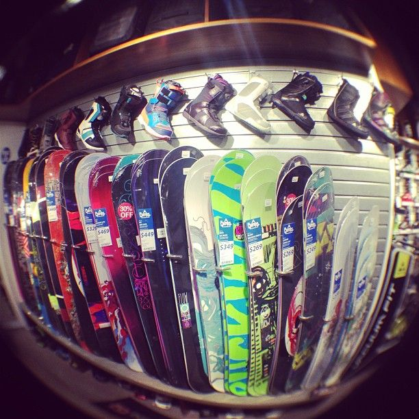 The New 2013 Snowboards From Ride, Sims, Flow And K2 Are